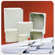 Plastic Enclosures and Plastric Wirw Ducts